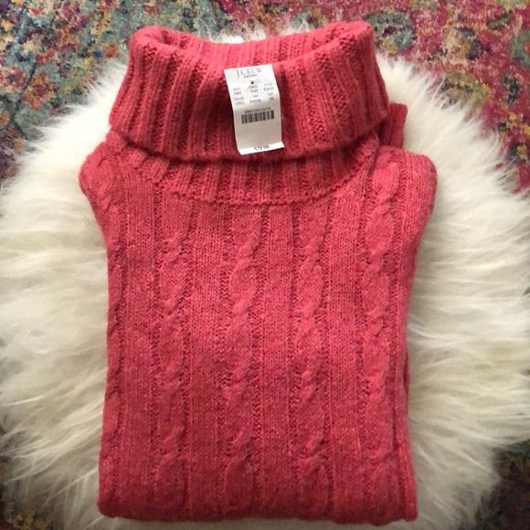 J crew woolish sweater